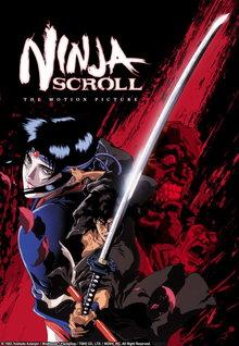 (Sub) Ninja Scroll