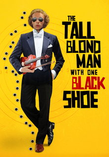 The Tall Blond Man with One Black Shoe (1972)