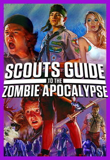 Scouts Guide to the Zombie Apocalypse (2016)