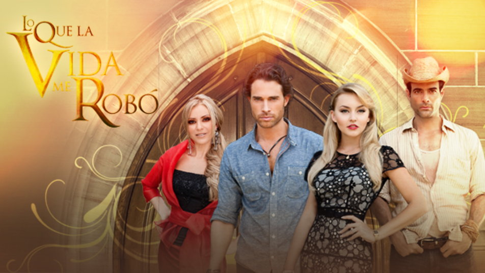 Watch Lo Que la Vida Me Robó Online at Hulu