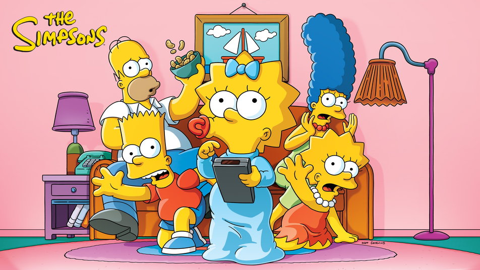 Image result for The Simpsons