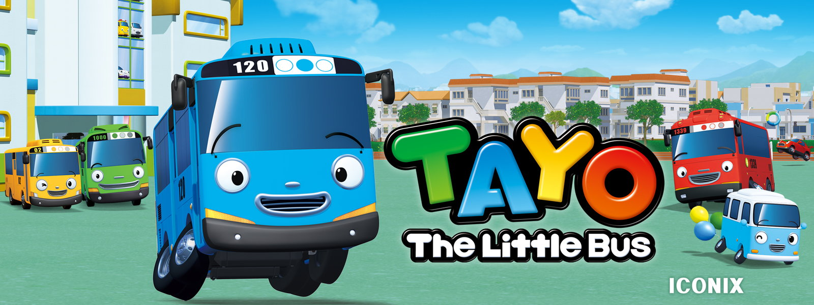 roger and friends dating tayo little bus