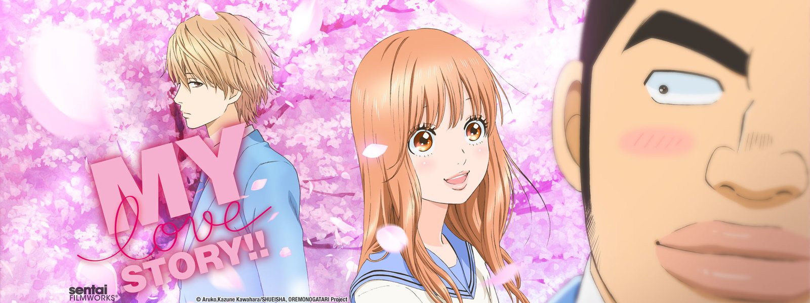 my love story Anime/manga: my love story/俺物語 fanfiction archive with over 21 stories come in to read, write, review, and interact with other fans.