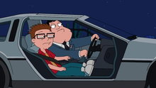 American Dad!: Delorean Story-An