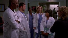 Grey's Anatomy: Sympathy for the Devil