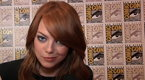 HitFix: The Amazing Spider-Man: Emma Stone at Comic Con