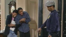 The Cosby Show: Theo and Cockroach