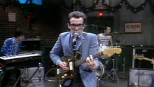 Saturday Night Live: Miskel Spillman and Elvis Costello - December 17 1977
