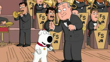 Family Guy: Brian Sings and Swings