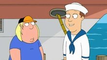 Family Guy: No Chris Left Behind
