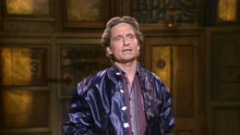 Saturday Night Live: Michael Douglas
