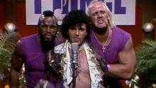 Saturday Night Live: Mr. T and Hulk Hogan