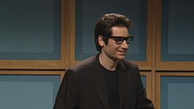 Saturday Night Live: David Duchovny