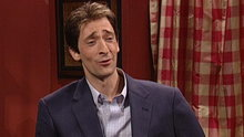 Saturday Night Live: Adrien Brody