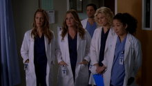 Grey's Anatomy: P.Y.T. (Pretty Young Thing)