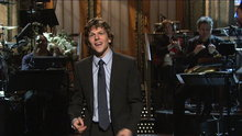 Saturday Night Live: Jesse Eisenberg