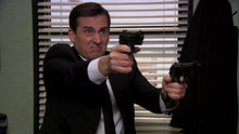 The Office: Threat Level Midnight