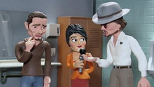 Celebrity Deathmatch: What Did Nick Do?