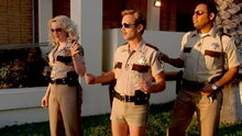 Reno 911!: Garcia's Secret Girlfriend