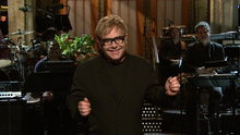 Saturday Night Live: Elton John