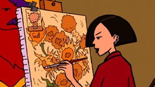 Daria: Arts Burn
