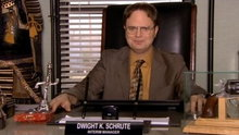 The Office: Dwight K. Schrute, Acting Manager