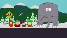 South Park: An Elephant Makes Love to a Pig