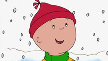 Caillou: Winter (Caillou the Creative)