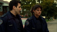 Rookie Blue: Messy Houses