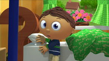 Super Why!: The Story of the Tooth Fairy (Twas the Night Before Christmas & Other Stories)