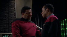 Star Trek: Deep Space Nine: The Maquis, Part 1