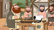 Family Guy: Jesus, Mary and Joseph