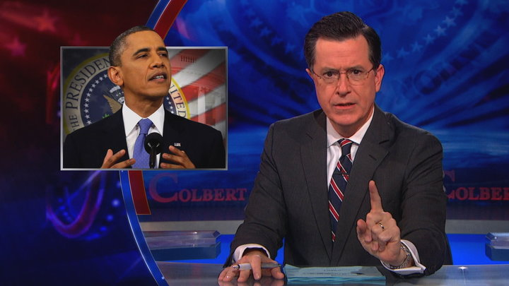 The Colbert Report - s9 | e61 - Wed, Feb 13, 2013