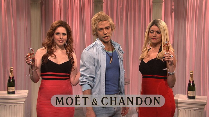 Saturday Night Live - Moet & Chandon