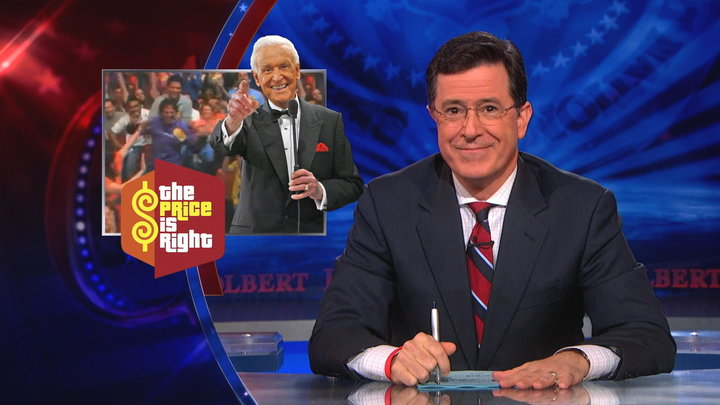 The Colbert Report - s9 | e78 - Mon, Apr 1, 2013