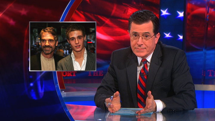 The Colbert Report - s9 | e81 - Thu, Apr 4, 2013