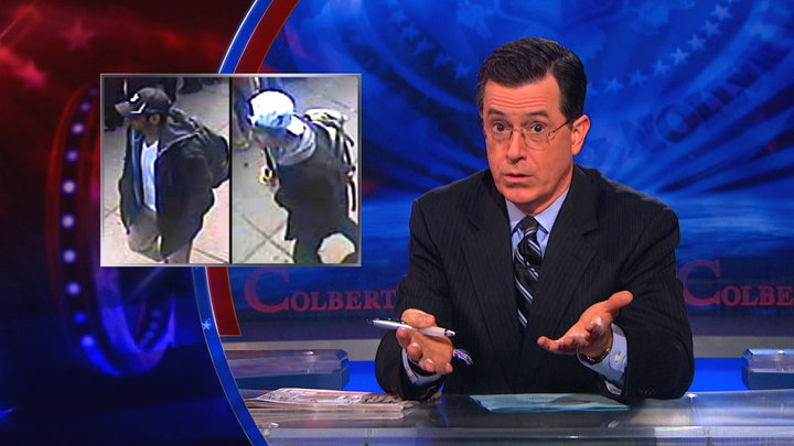 The Colbert Report - s9 | e88 - Thu, Apr 18, 2013