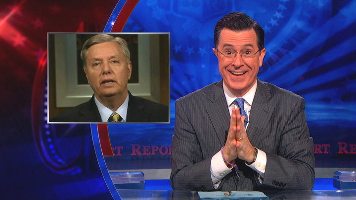 The Colbert Report - s9 | e98 - Tue, May 7, 2013