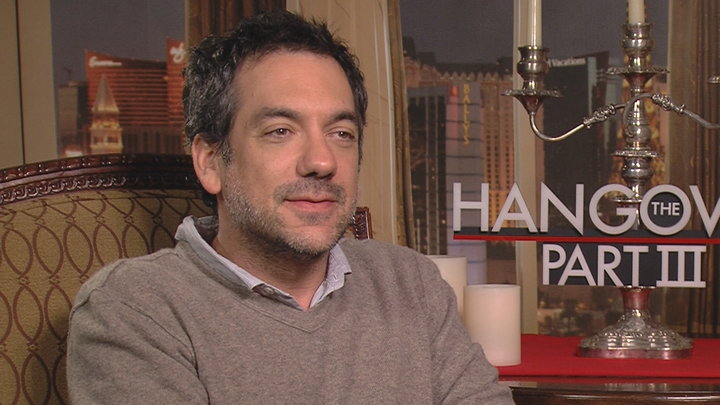 Access Hollywood - Todd Phillips: How He Got Melissa McCarthy Involved in The Hangover Part III