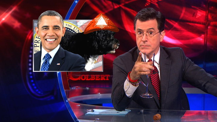 The Colbert Report - s9 | e101 - Mon, May 13, 2013