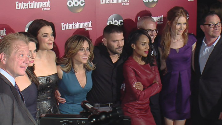 Access Hollywood - Scandal Cast Dishes On the Shocking Season 2 Finale