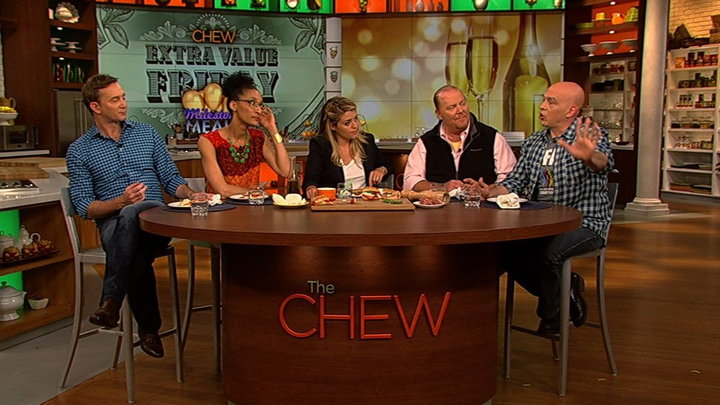 The Chew - Theresa Caputos Valued Message