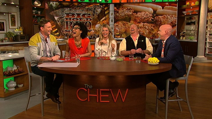The Chew - Michael and Bobbys Bro-Mance