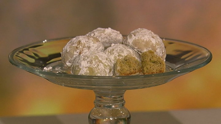 The Chew - Carlas Lemon Cardamom Cookies