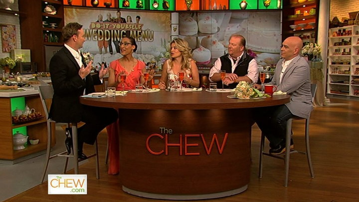 The Chew - Chat N Chew: The Chews DIY Wedding