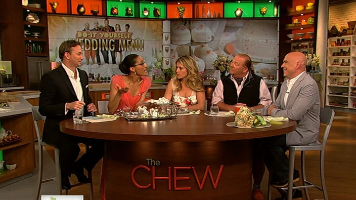 The Chew - s2 | e158 - Tue, May 21, 2013