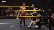 WWE NXT: Bray Wyatt vs. Corey Graves
