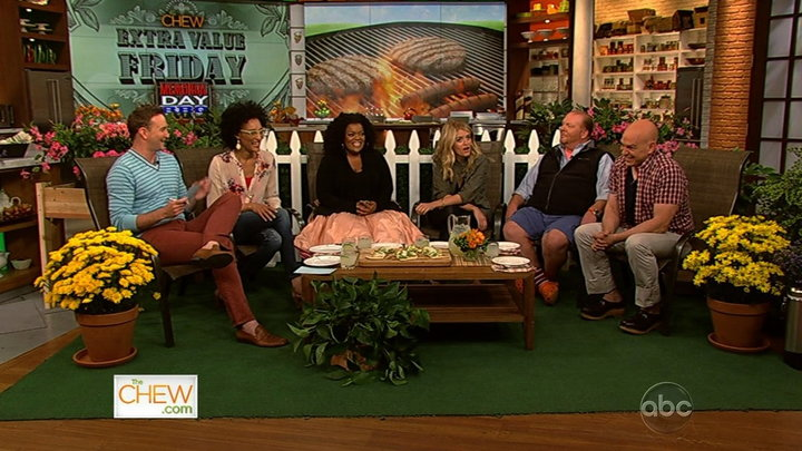 The Chew - s2 | e161 - Fri, May 24, 2013