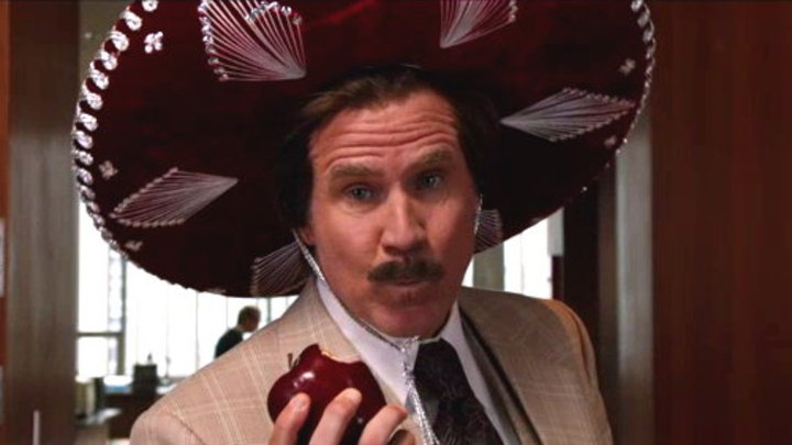 Anchorman 2 - trailer 3