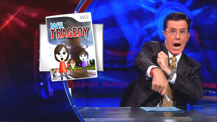 The Colbert Report - s10 | e8 - Thu, Oct 10, 2013
